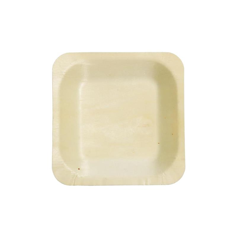 Palm leaf disposable Biodegradable bamboo  bagasse paper  plates