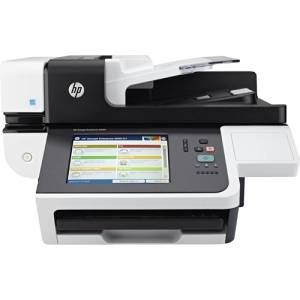 "Hp, Digital Sender Flow 8500 Fn1 Document Capture Workstation Document Scanner Duplex 8.5 In X 34 In 600 Dpi X 600 Dpi Up To 60 Ppm (Mono) / Up To 60 Ppm (Color) Adf ( 100 Sheets ) Up To 5000 Scans Per Day Gigabit Lan ""Product Category: Peripherals/Sheetfeed Scanners"""