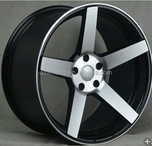 replica voss wheels 17 inch 5x114.3 wheel rim 5 spoke wheels for sale