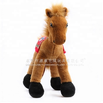 Stuffed Happy Horse Large Toy Horse Plush Toy Horse For Girls Buy