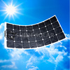 Hot sell low price light weight 12v / 24v 5w 30w 50w 100w 120w 135w 200w 300w solar panel for RV / Boats