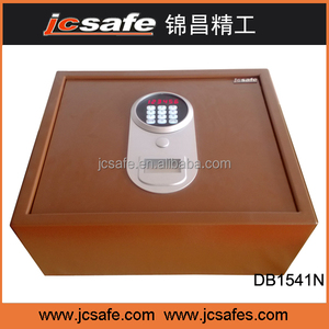2014 New model Top open hotel electronic safe with backlit keypad
