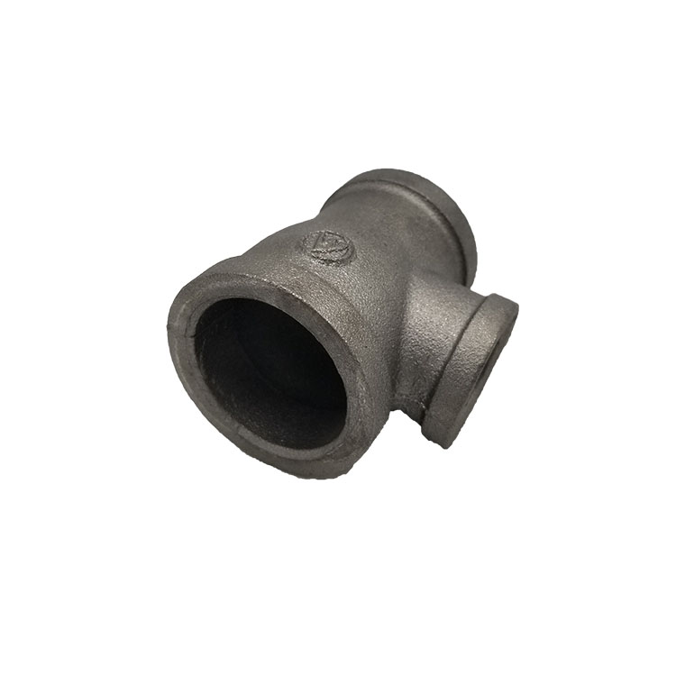 All sizes fittings connection furniture application reducer pipe fittings tee