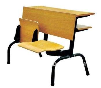 New Design College School Desk And Chair Step Chair For University ...