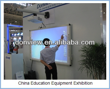 hotsales projector with interactive whiteboard, interactive flat screen