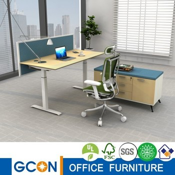 Electronic Lift Up Office Table Ergonomic Office Desk Buy Standing - Office table lift