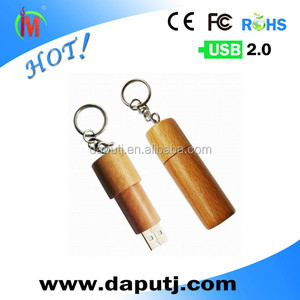 Wooden 4 tb usb flash drive for promotion