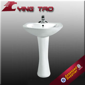 Wash Trough Sink Stand Alone Free Standing Bathroom Basin