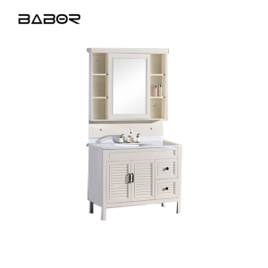 Cheap 12 inch Deep Bathroom Vanity&Bathroom Furniture Poland