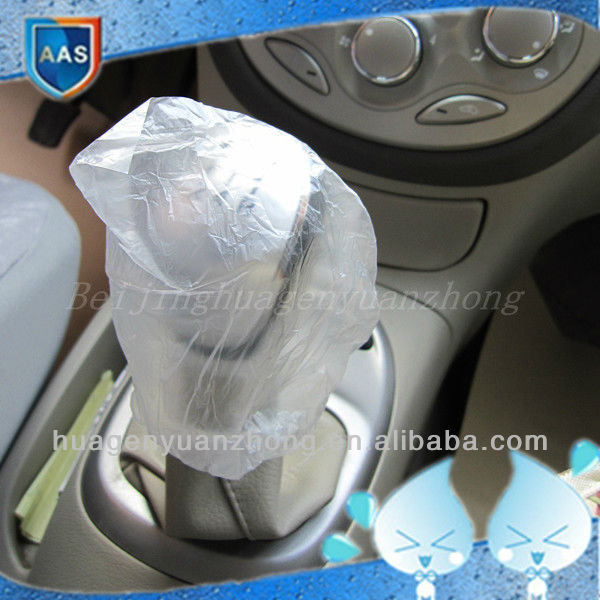 Factory Outlet Outdoor Car Gear Shift Cover Auto Interior Accessories