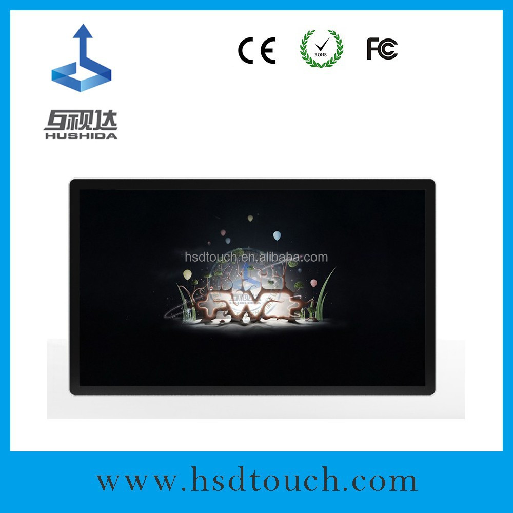 55inch wall-mount 1080p full hd multimedia player tv recorder