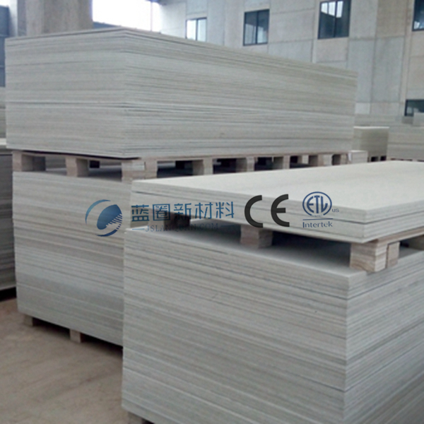 Standard size 4x8 feet magnesium oxide wall board