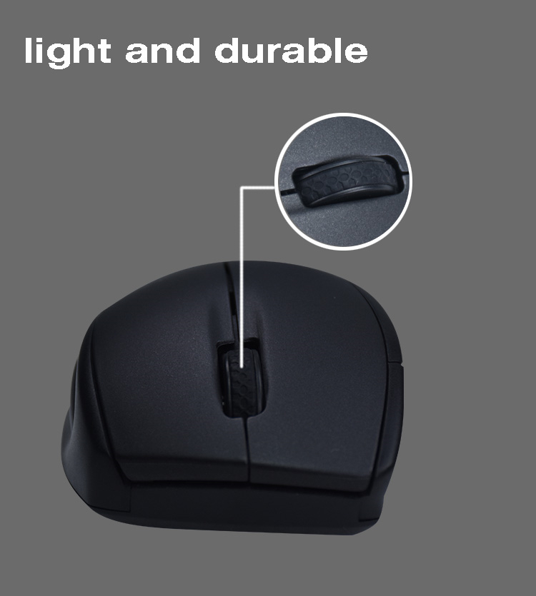 2019 pro 5D OEM Optical wireless computer mouse