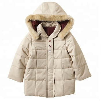 New Style Wholesale Girls Winter Kids Down Coats