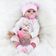 New hot products handmade vinyl silicone reborn baby dolls
