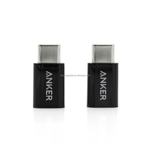 Anker PowerLine USB-C to Micro USB Female Adapter [2-Pack] Type-C to Micro USB adapter B8174