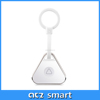 ATZ Smart Bluetooth 4.0 Anti-lost Key Finder With GPS Via Mobilephone Protect Kids Pets Track Car Free APP