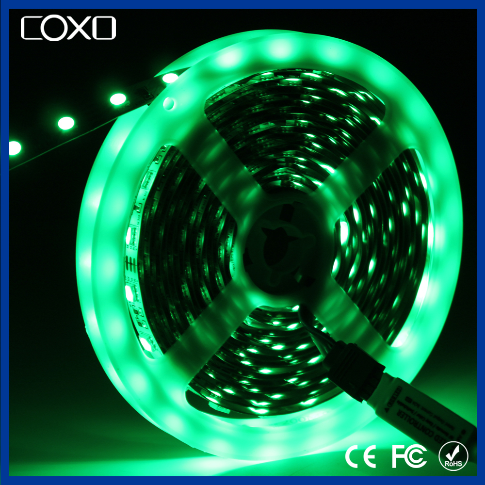 Color Changing Led Light Strips: 2016 New Color Changing Multicolor And Dimmable Remote