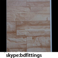 decorative stone wall panels pvc stone wall panel