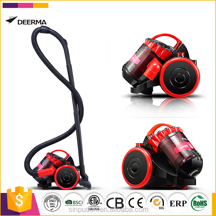 High Pressure Low Noise Cyclonic Bagless Vacuum Cleaner home