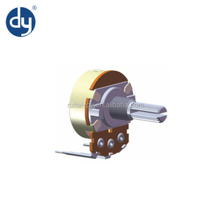 360 degree endless precision rotary potentiometer dy