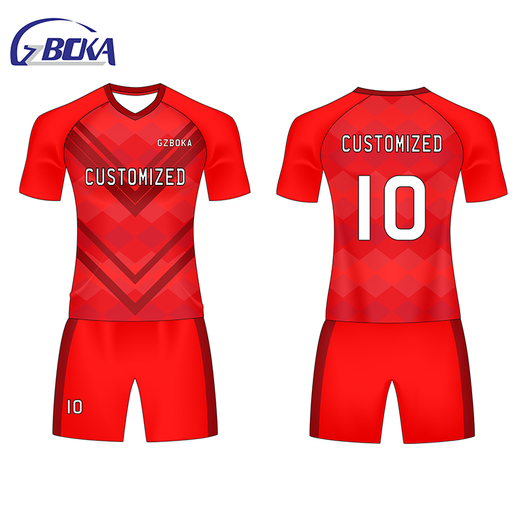 China Sublimation Jersey Printing e4730bfb2