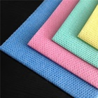 Polyester and Viscose Kitchen Floor Car Glasses Nonwoven Cleaning Cloth