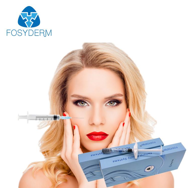 Alibaba.com / 2ml Deep Fosyderm Cross Linked Hyaluronic Acid Injectable Dermal Filler