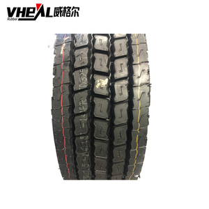 Radial truck tire 10r20 with low profile inner tube 1000r20 tbr