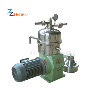 China Manufacturer Low Price Centrifugal Milk Separator / Milk Fat Separator For Sale