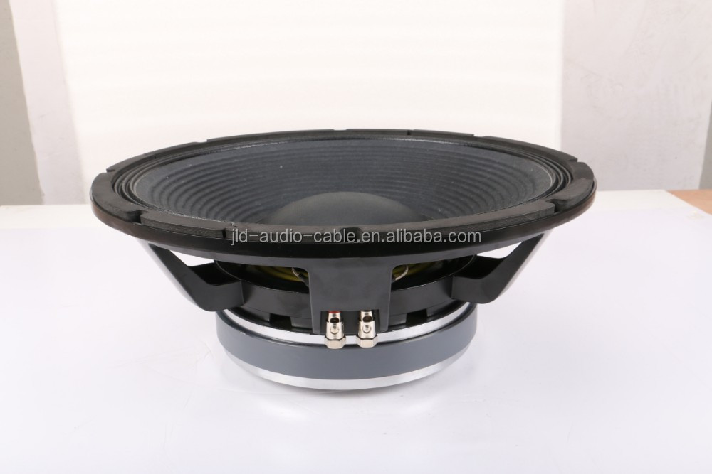 "JLD Audio 18 inch PA speaker with low frequency 18"" professional audio speaker"
