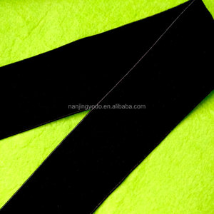 YQ-EA14 Good quality soft comfort suede 50mm elastic band for boxer shorts