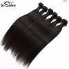 New Materials Full Nutrition Natural Black Wholesale Hair Weave Distributors