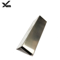 Superior service stainless steel door frame flexible chrome trim