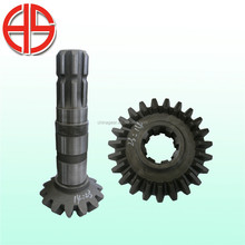 Agriculture gears and shafts