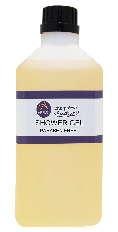 Absolute Aromas Shower Gel Parabens Free 1 Litre
