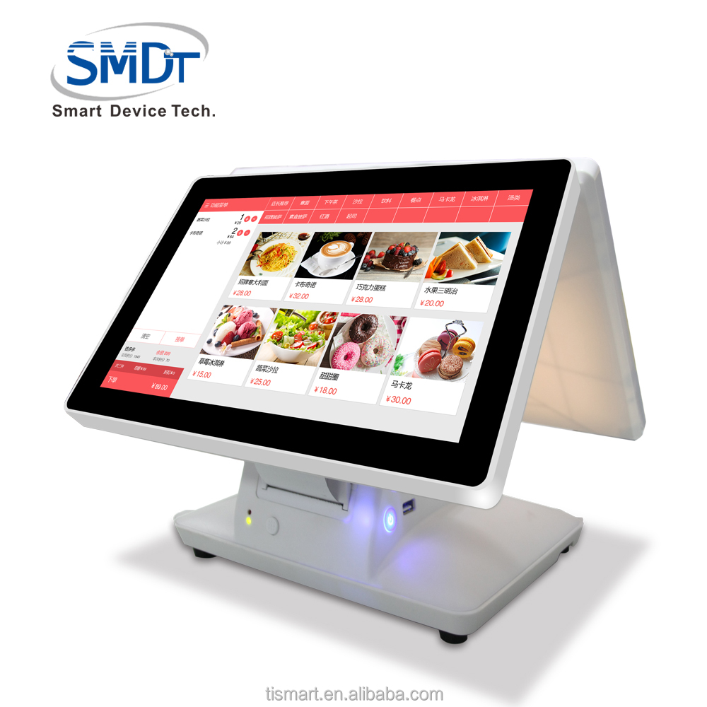 With Printer Restaurant Ordering Touch Screen Machine Gprs Mini Edc Nfc Android Pos Payment Terminal