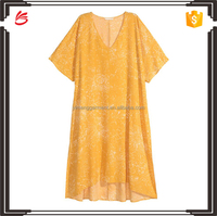 Custom blank long skirt cheap t shirt dresses/casual dress patterns