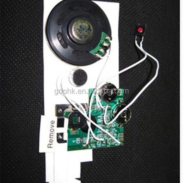 Music greeting cards sound chip source quality music greeting cards recordable micro sound chip greeting card music chip sound recording device for toy m4hsunfo