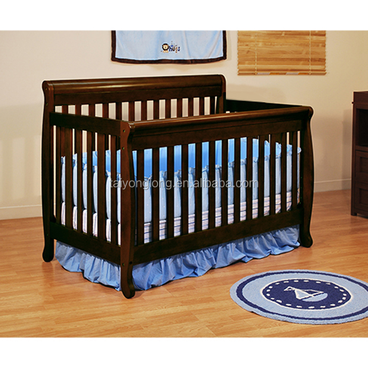 Baby Bedroom Furniture Packages: Modern Bedroom Furniture Cribs For Baby /cot Baby's
