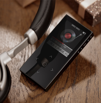 Benjie high end lossless hifi mp3 music player with bluetooth.