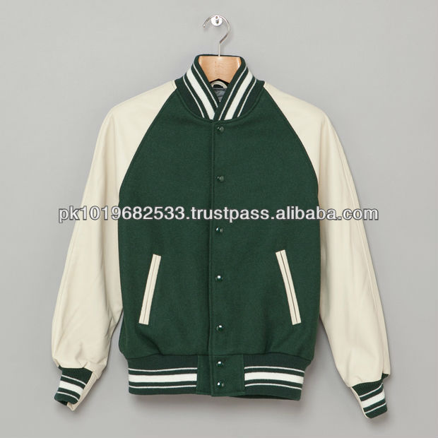 Branded All Wool Varsity Jackets