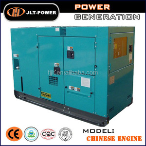 Chinese reliable engine and high specification components cheap diesel generator
