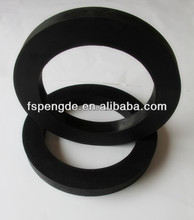 Polyurethene buffer rings for hydraulic jacks