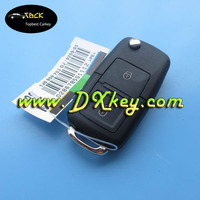 2 buttons remote key 433Mhz, ID48chip 1j0959753N model for VW key Europe car key for VW