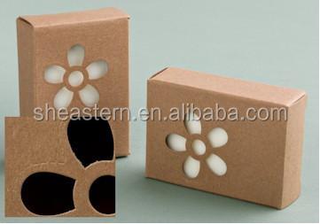 Travel Soap BoxSoap Carton Box PackagingCreative Paper Packaging