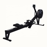 Best Cardio Fitness Equipment Air Rowing for Commercial Use or Home Used Air Rower Machine CT23