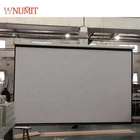 Large 200inch 16:9 Ratio Electric Projection Screen With Remote control