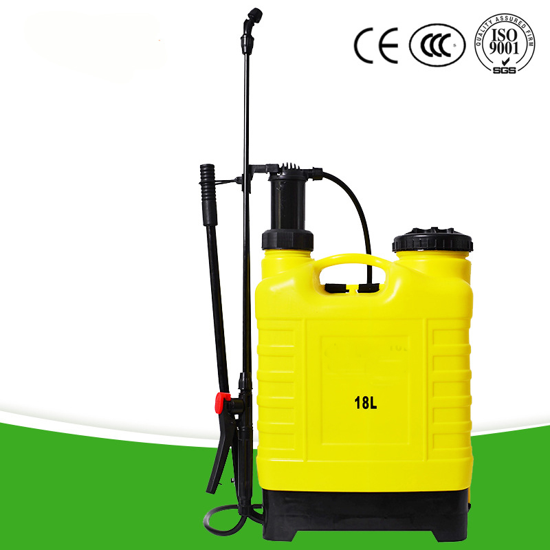 NEW DESIGN GOOD QUALITY AND COMPETITIVE PRICE AGRICULTURE CLASSIC MANUAL KNAPSACK SPRAYER
