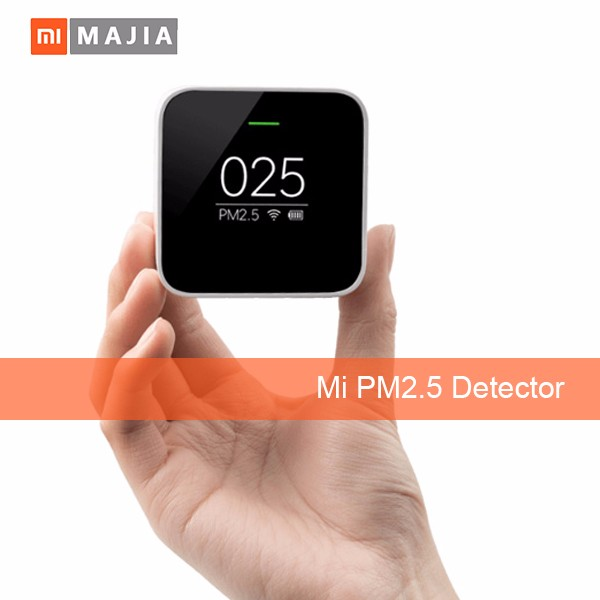 MI PM2.5 Detector Sensor Wireless connection OLED display